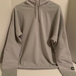 Adidas reigning champ hoodie ! Size L